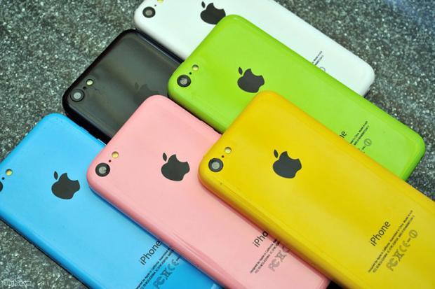 iPhone 5C será disponibilizado em múltiplas cores (Foto: Reprodução/Phone Arena)