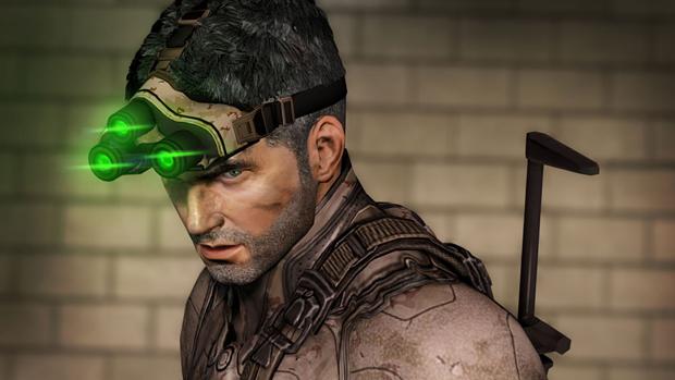 Sam Fisher comanda Splinter Cell desde 2002 e volta em Blacklist. (Foto: Divulgação) (Foto: Sam Fisher comanda Splinter Cell desde 2002 e volta em Blacklist. (Foto: Divulgação))