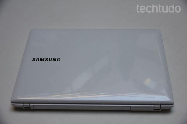 Samsung ATIV Book 2 é o modelo mais simples da nova família ATIV (Foto: TechTudo/Rodrigo Bastos)