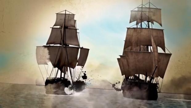 Assassin's Creed: Liberation ganha versão HD para PS3, Xbox 360 e PC Assassin-creed-pirates-batalha