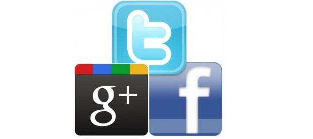 Serviços como Google, Twitter e Facebook são mantidos por publicidade (Foto: Divulgação)