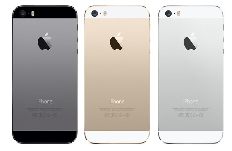 Parte traseira do iPhone 5S (Foto: Divulgação)