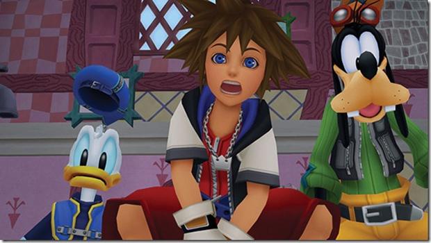 Kingdom Hearts HD 1.5 Remix (Foto: Divulgação)