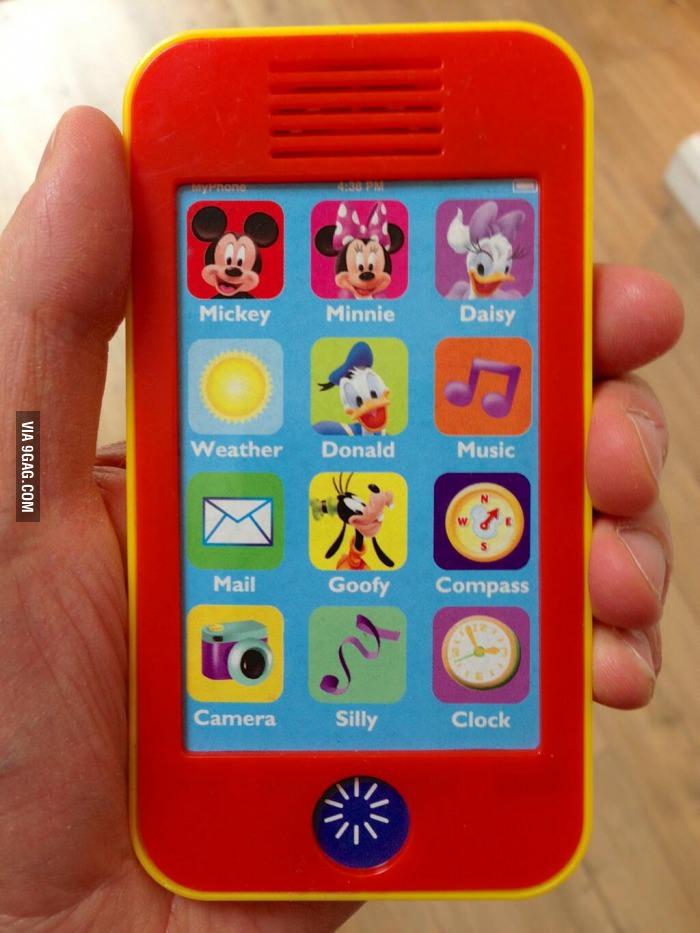 """""""Finalmente comprei meu iPhone 5C"""", escreveu um internauta (Foto: Reprodução/9Gag)"""