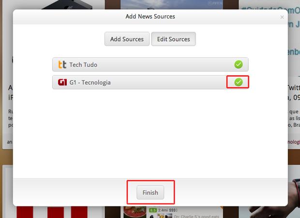Excluindo sites que aparecem no Feed do OneFeed no Google Chrome (Foto: Reprodução/Marvin Costa)
