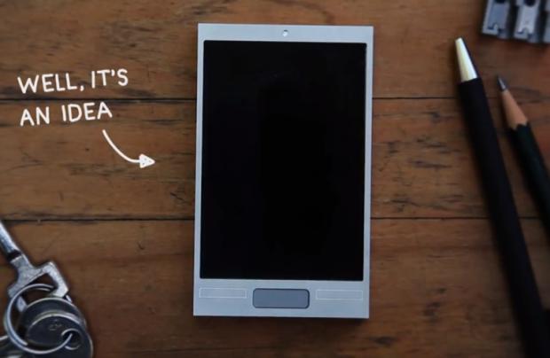 Phoneblocks pretende criar smartphone desmontável e reutilizável (Foto: Reprodução/Phoneblocks)