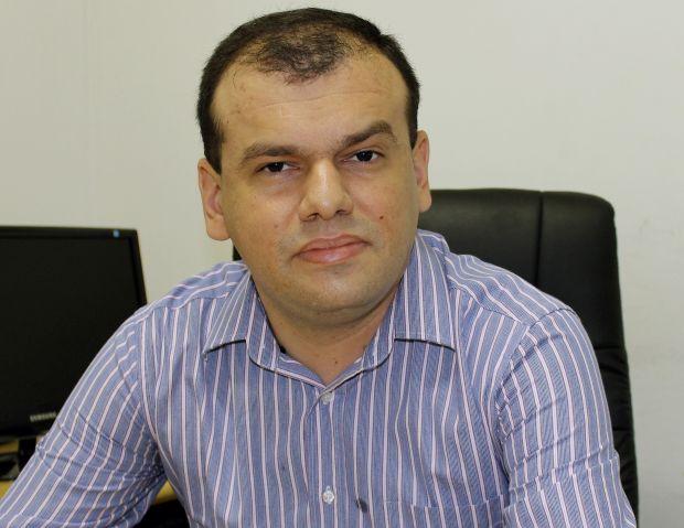 Pedro Alves, designer da ThinkBox Games, um dos criadores do VRUM (Foto: Divulgação)