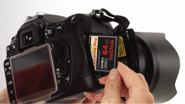 SanDisk lança o primeiro cartão de memória do mundo com suporte a 4K (Foto: Divulgação)