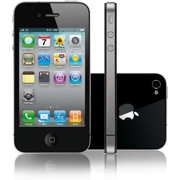 iPhone 4 teve visual bem diferente dos anteriores (Foto: Divulgação)