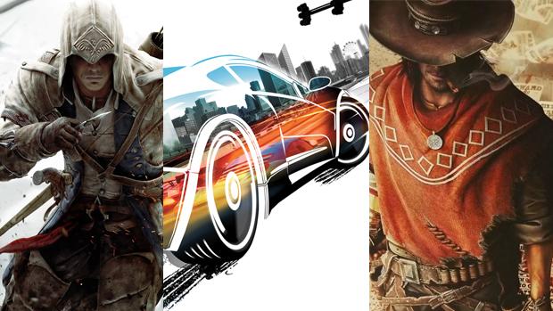 Assassin's Creed 3,  Burnout Paradise: The Ultimate Box e Call of Juarez são os destaques nas ofertas da semana (Foto: Reprodução / Felipe Vinha)