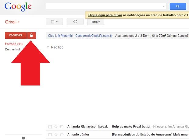 Como criptografar seus e-mails (Foto: Reprodução)