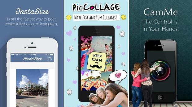 Apps de fotos podem incrementar imagens feitas no festival (Foto: Divulgação)