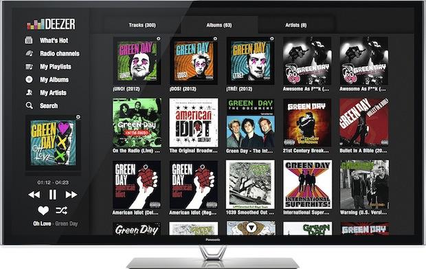 Deezer estará em mais duas marcas de TVs (Foto: Divulgação)