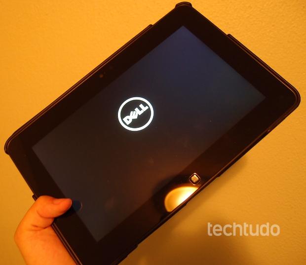 Dell Latitude 10 chegou ao Brasil pelo preço mínimo salgado de R$ 2.598 (Foto: Pedro Zambarda/TechTudo) (Foto: Dell Latitude 10 chegou ao Brasil pelo preço mínimo salgado de R$ 2.598 (Foto: Pedro Zambarda/TechTudo))