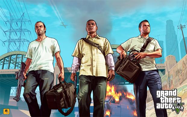 GTA 5 é um dos destaques da semana (Foto: Divulgação)