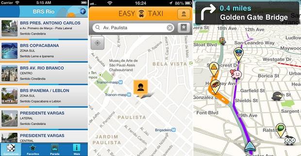 Informações de transporte são fundamentais no RiR (Foto: Divulgação)