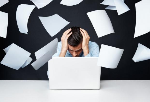 Sobrecarga de e-mails