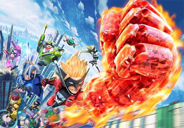 The Wonderful 101 é jogo de ação com super-heróis (Foto: Divulgação)