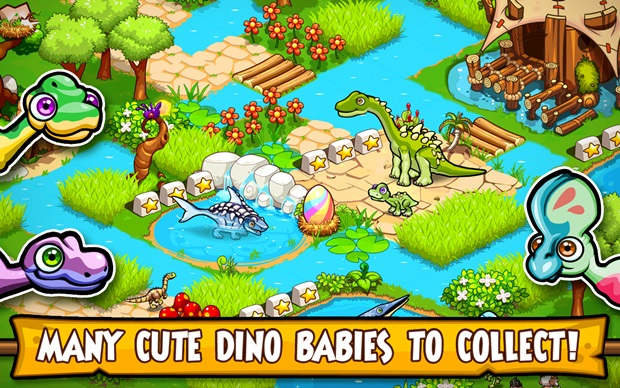Dino Pets traz dinossauros de volta a vida. Mas apenas os fofinhos (Foto: Divulgação) (Foto: Dino Pets traz dinossauros de volta a vida. Mas apenas os fofinhos (Foto: Divulgação))