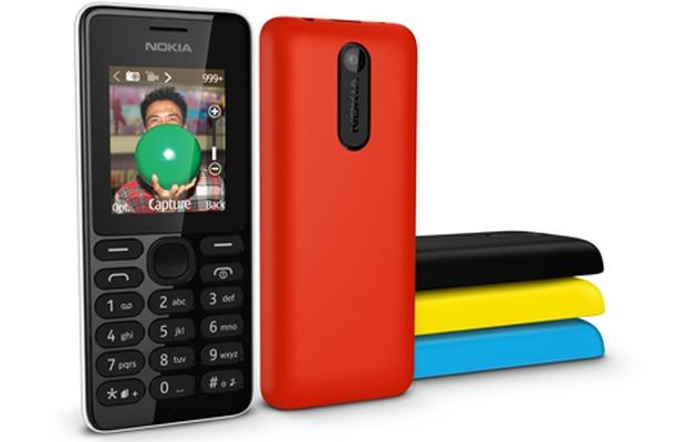Nokia 108 terá versões single e dual-chip (Foto: Divulgação/Nokia) (Foto: Nokia 108 terá versões single e dual-chip (Foto: Divulgação/Nokia))