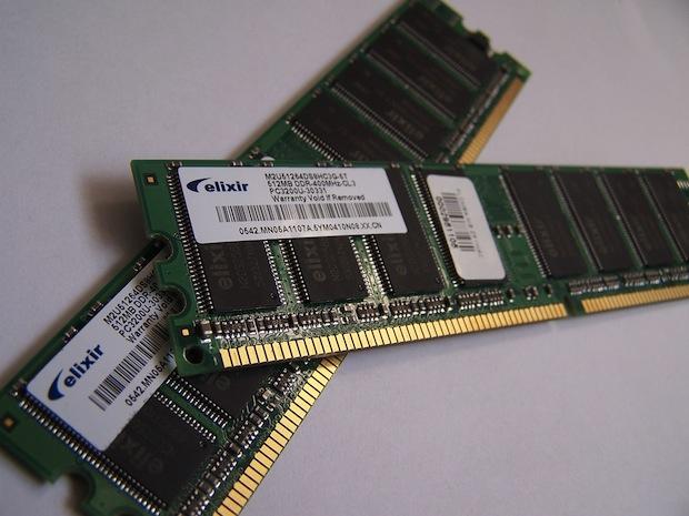 Memória RAM (Foto: Divulgação)