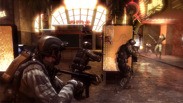 Rainbow Six: Vegas já está disponível na Xbox Live para assinantes Gold (Foto: gamergen.com)