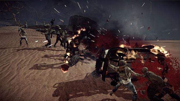 Ravaged consegue ser bem sanguinolento (Foto: Divulgação)
