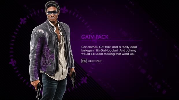 Johnny Gat será tema do próximo DLC de Saints Row 4 (Foto: VG247)