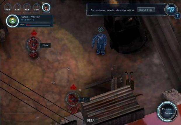 Gameplay de Favela Wars (Foto: Divulgação)