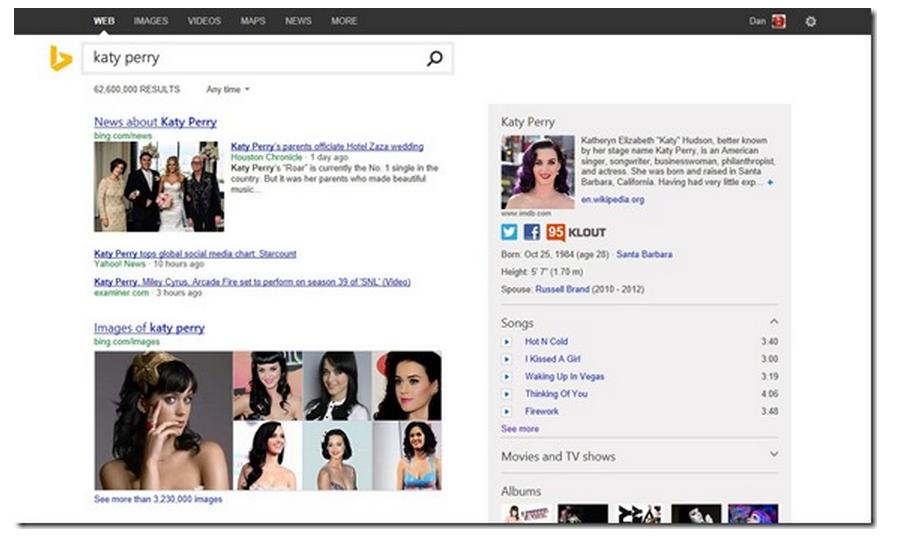 Novo Bing vai mostrar funções e visual diferentes em breve (Foto: Reprodução/TechCrunch)
