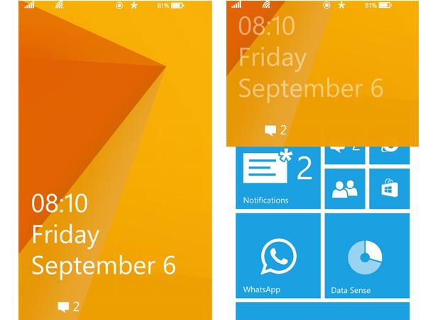 Windows Phone 8.1 (Foto: Reprodução/TechTudo)
