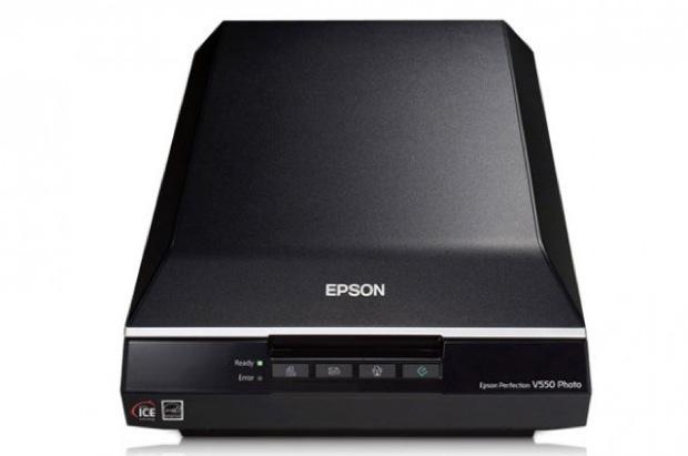 Epson lança scanner que publica fotos digitalizadas no Facebook (Foto: Divulgação)