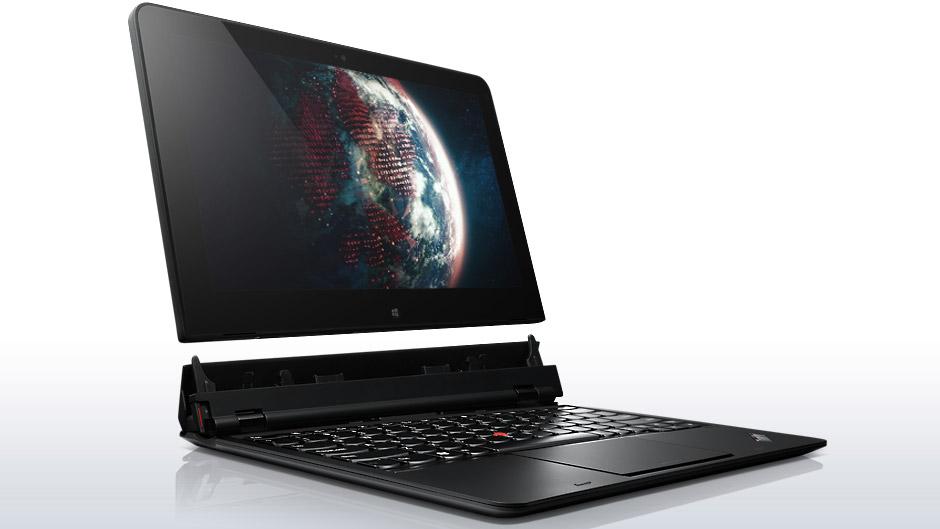 O Helix alia as propriedades de um ultrabook corporativo a facilidades do tablet (Foto: Divulgação)