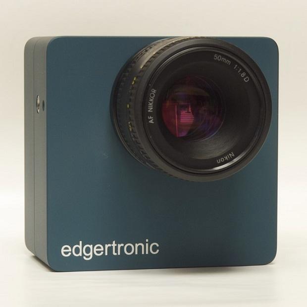 Protótipo mostra como deve ficar a câmera (Foto: Divulgação)