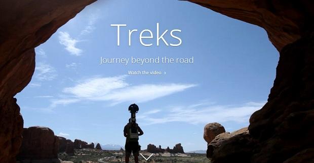 Treks é um serviço impressionante do Google (Foto: Divulgação)