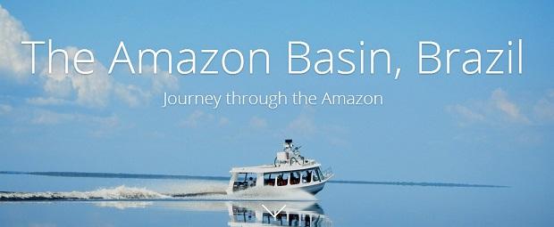 Amazônia é uma das atrações do serviço (Foto: Divulgação)