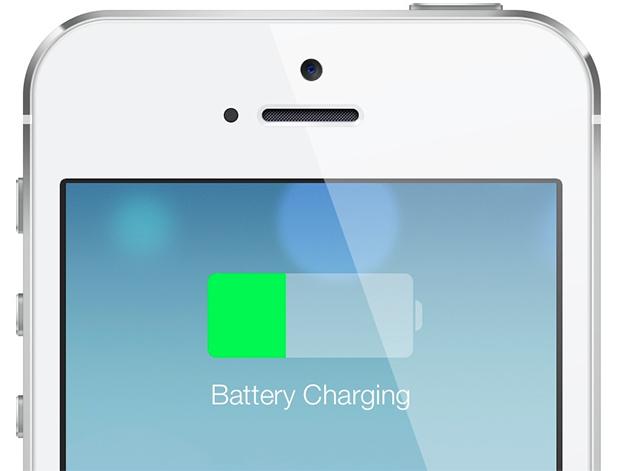 Siga as dicas do TechTudo para economizar a bateria com o iOS 7 (Foto: Reprodução)