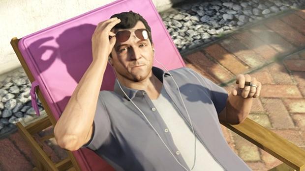 Junte dinheiro suficiente para garantir sua aposentadoria em GTA 5 (Foto: gamezone.com)