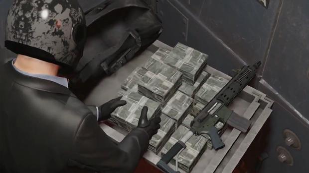 Há muitas maneiras de se ganhar dinheiro em GTA 5, confira uma rápida (Foto: Divulgação)
