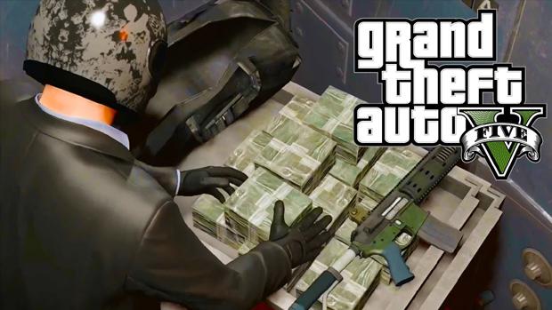 GTA 5 arrecada $1 bilhão e esmaga recordes da indústria do entretenimento (Foto: youtube.com) (Foto: GTA 5 arrecada $1 bilhão e esmaga recordes da indústria do entretenimento (Foto: youtube.com))