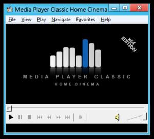 MPC-HC é a continuidade do projeto Media Player Classic, este último desativado (Foto: Reprodução/Wikipédia)