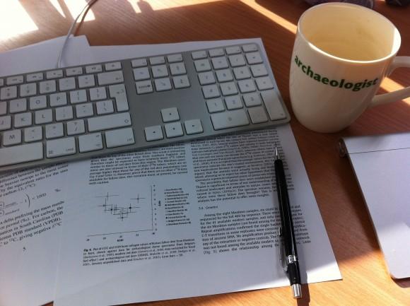 Arqueologistas de Twitter tentam resgatar mensagems que somem no microblog (Foto: Reprodução/DayOrArchaeology.com)