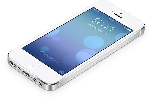 Tela de bloqueio do iOS 7 é a porta de entrada para a falha (Foto: Reprodução)