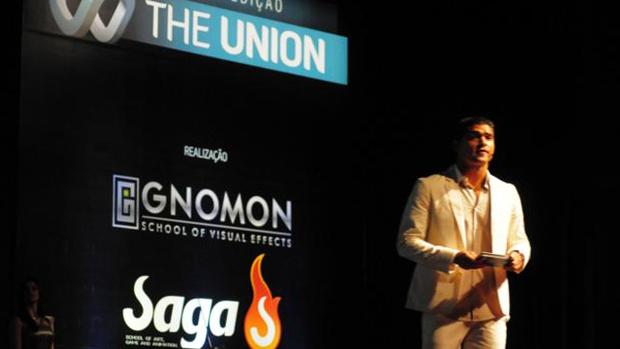 Foto do evento The Union em sua primeira edição em 2011 (Foto: Divulgação)