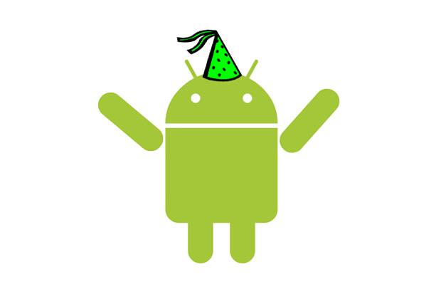 Android, sistema operacional do Google, completa cinco anos nesta segunda-feira (23) (Foto: Arte/TechTudo)