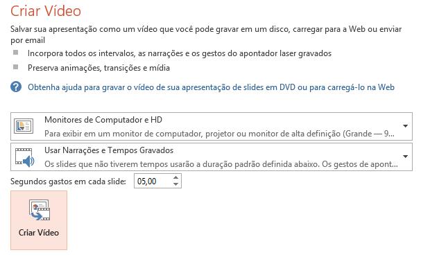 Exportando vídeo (Foto: Reprodução/Helito Bijora)