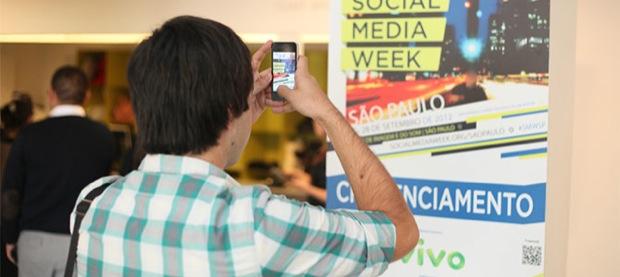 Começa o Social Media Week em São Paulo; saiba o que esperar do evento (Foto: Divulgação)