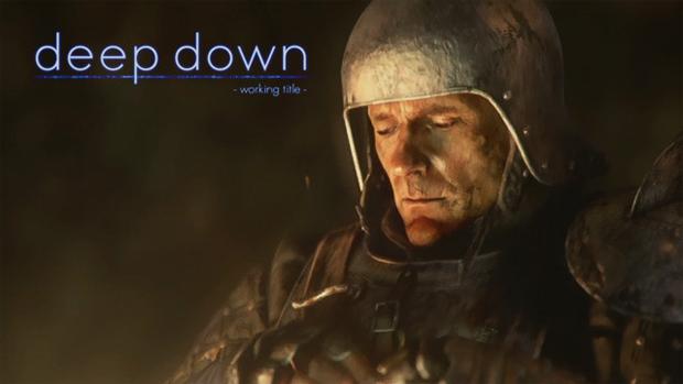 Deep Down será gratuito no PS4 (Foto: Divulgação)