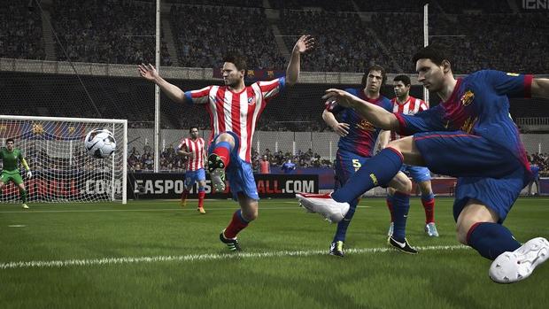 FIFA 14 (Foto: Divulgação) (Foto: FIFA 14 (Foto: Divulgação))