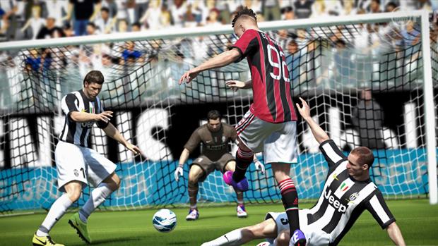 Electronic Arts confirma lista de clubes em Fifa 14 (Foto: VG247)
